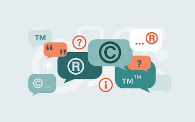 The Difference Between Patent, Trademark and Copyright Symbols